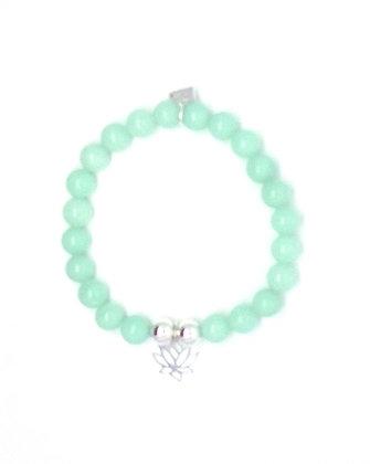Pippa Bracelet - Lotus- Silver