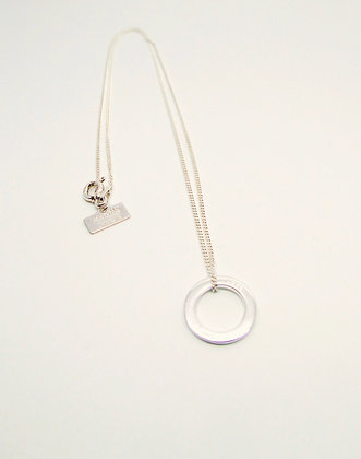 'Love' Omega Necklace