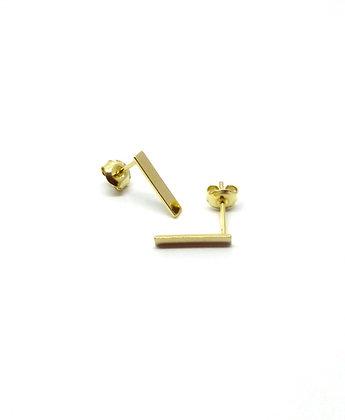 Bar Studs - Gold
