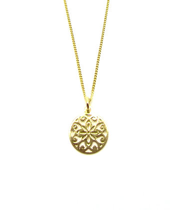 Topkapi Necklace - Gold