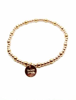 Kiera Bracelet - Rose Gold