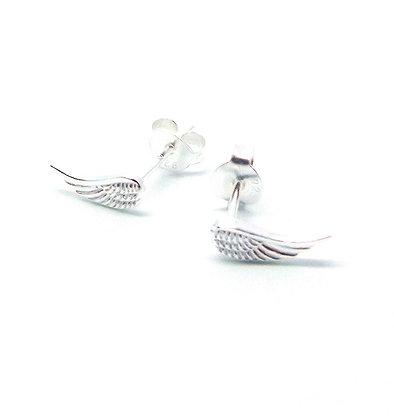 Castiel Studs - Silver