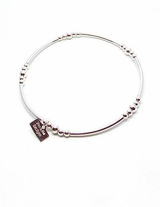 Aurora Bracelet - Silver