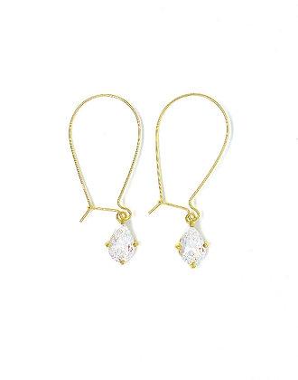 Sasha Earrings - Gold