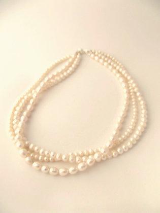 Harlo Pearl Necklace