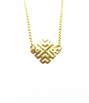 Junita Necklace - Gold