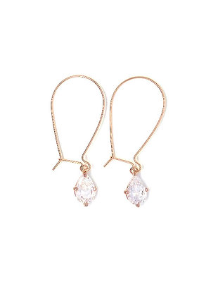 Sasha Earrings - Rose Gold