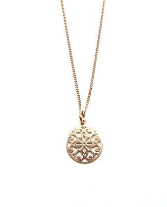 Topkapi Necklace - Rose Gold