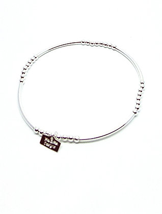 Tick Tack Toe Bracelet