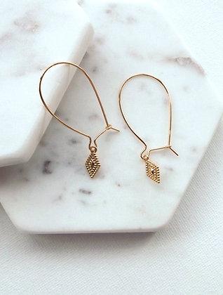 Luxe Diamond Earrings