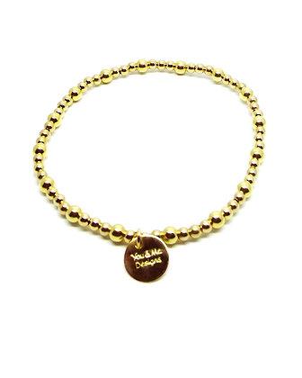 Kiera Bracelet - Gold
