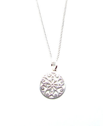 Topkapi Necklace - Silver