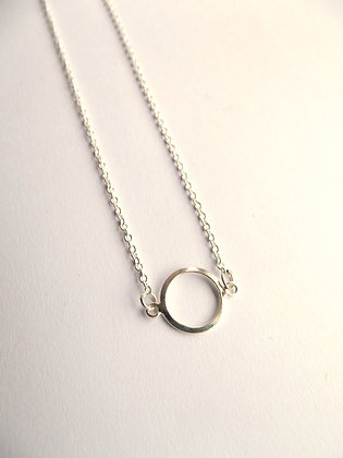 Silver Omni Necklace