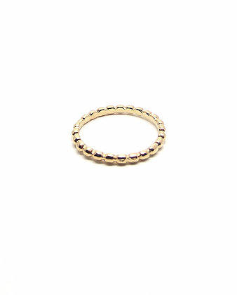 Gold Rolo Ring