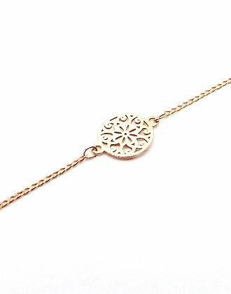 Topkapi Bracelet - Rose Gold
