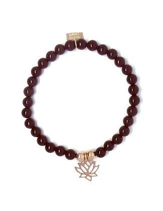 Solange Bracelet - Lotus - Rose