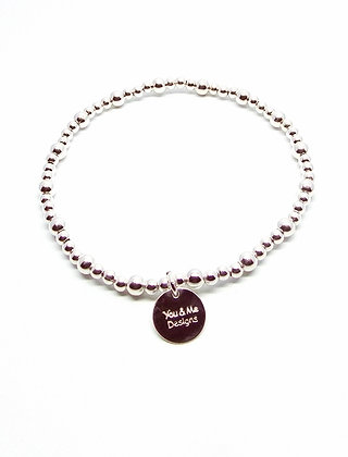 Kiera Bracelet - Silver