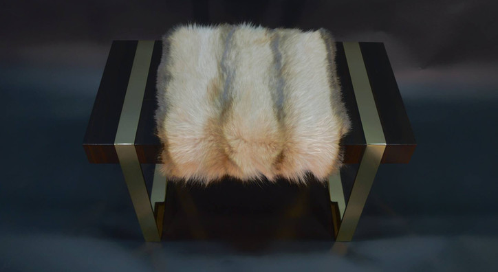 Designer Puff Maison Luxe