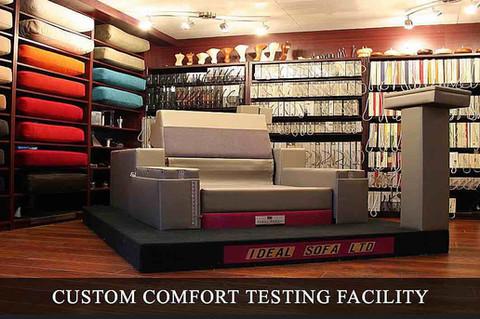 Custom Comfort Testing Facility
