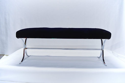 Custom Designer Meta Bench Maison Luxe Canada