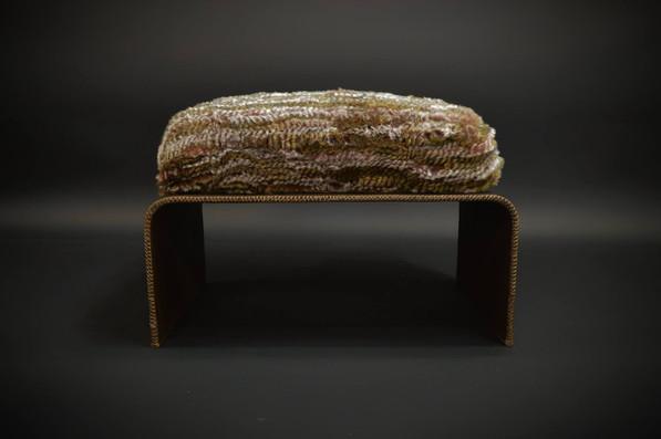 Designer Puff Leather Maison Luxe slavkome