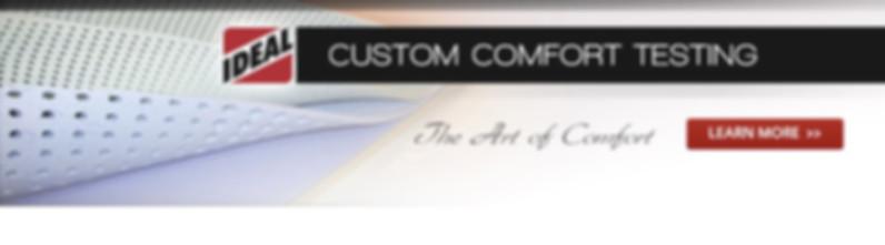 Custom Comfort Testing