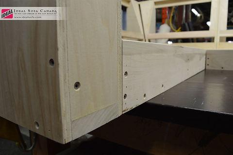 Our Custom Sofa Sectional Frames