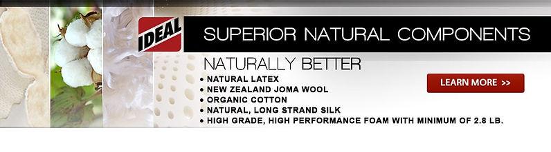 Superior Natural Components