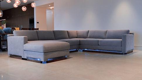 designer sectional toronto maison luxe canada