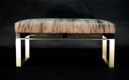 Custom Designer Bench Maison Luxe Canada