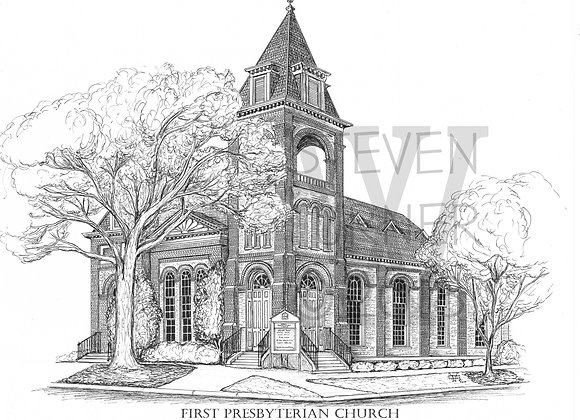 First Presbyterian Church - Thomasville, Georgia