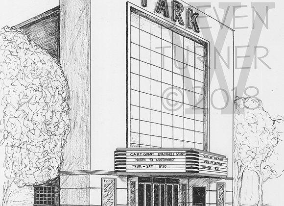 Park Theater - Pelham, Georgia