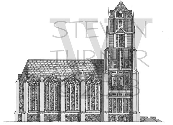 Stone Church Side View