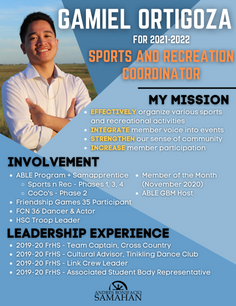 Biographic -- Sports and Recreation Coor