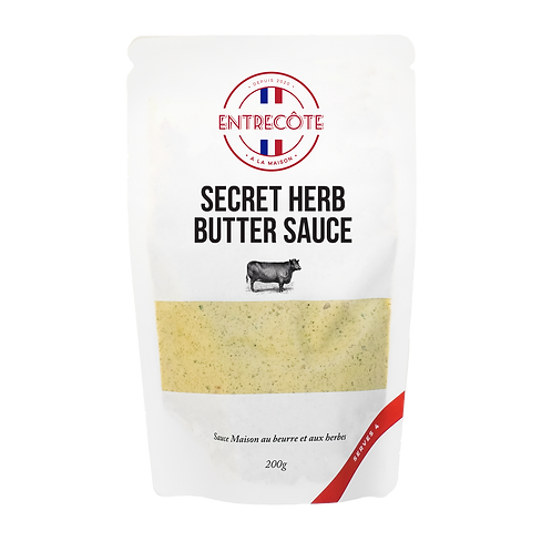 Secret Herb Butter Sauce