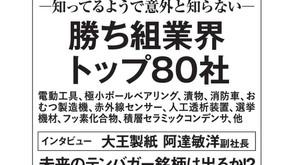 日経新聞10月15日朝刊に広告を掲載しました