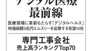 日経新聞5月15日朝刊に広告を掲載しました