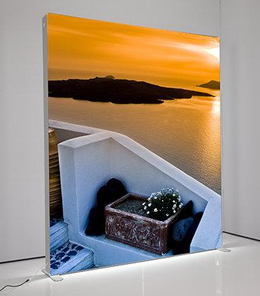 Trennwand, dekorative Trennwand, Trennwand Friseure, Schutzwand Kunden, Kundenschutz