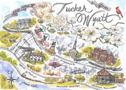 Tucker's Map