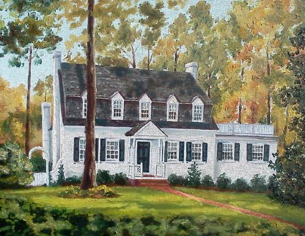 Whitten House