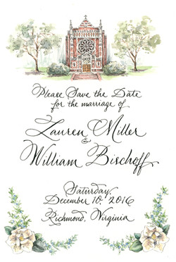 Miller Save the Date