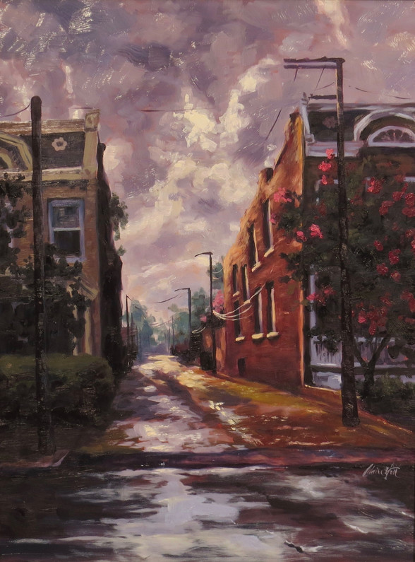 After Rain Alley