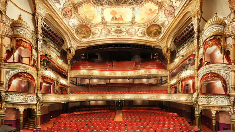 Inside of Grand Opera House