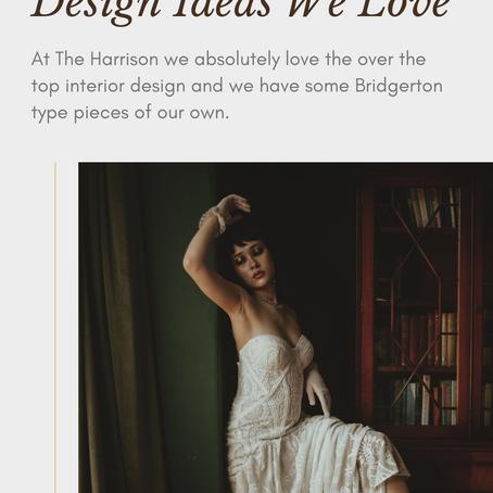 Bridgerton Interior Design Ideas We Love