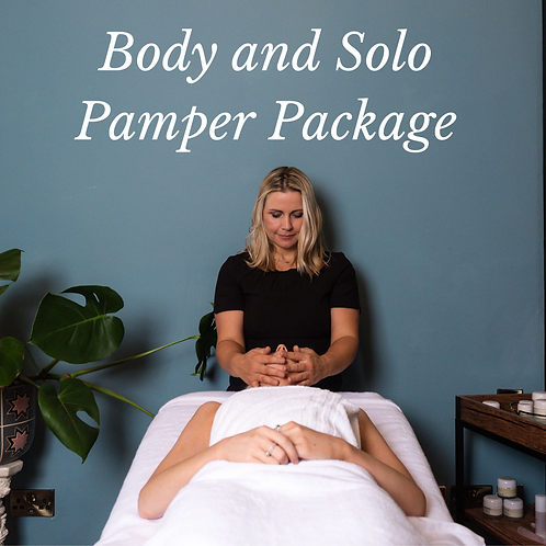 Body and Solo Pamper Package
