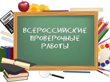 Всероссийские проверочные работы в2021 году