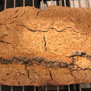 Glutenfreies Hirse-Buchweizenbrot