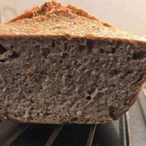 Glutenfreies Buchweizenbrot