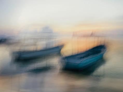 Morning Boats