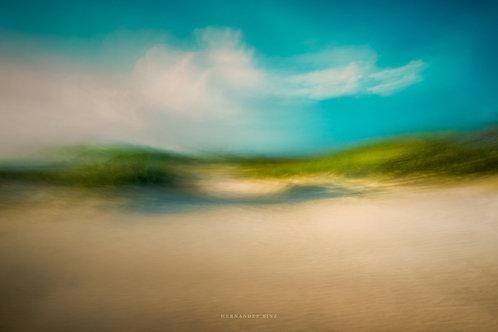 Isla Blanca Dunes
